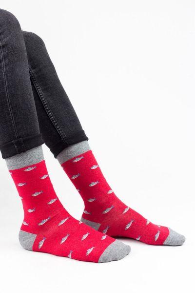 Ανδρικές Fashion Κάλτσες John Frank FISH