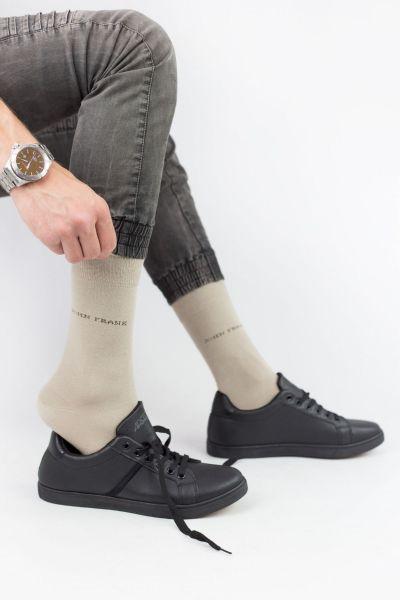 Ανδρικές fashion κάλτσες John Frank MONOCHROME