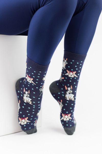 Γυναικείες Fashion Κάλτσες John Frank PUPPIE