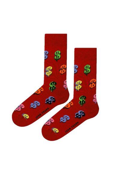 Ανδρικές Χριστουγεννιάτικες Fashion Κάλτσες John Frank