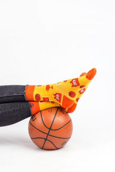 Ανδρικές Fashion Κάλτσες Livoni BASKETBALL