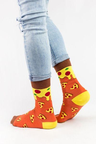 Ανδρικές Fashion Κάλτσες Livoni PIZZA