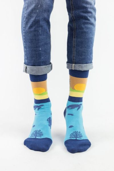 Ανδρικές Fashion Κάλτσες Livoni SEA