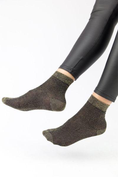 Γυναικείες Fashion κάλτσες Pamela FIBER IX