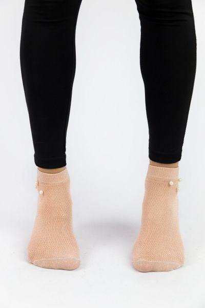 Γυναικείες Fashion κάλτσες Pamela GLITTER