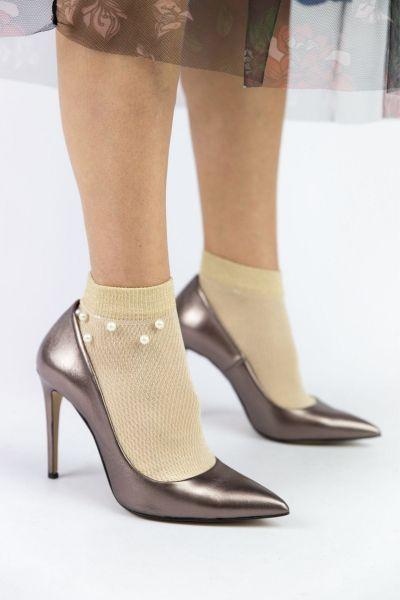 Γυναικείες Fashion κάλτσες Pamela GLITTER II