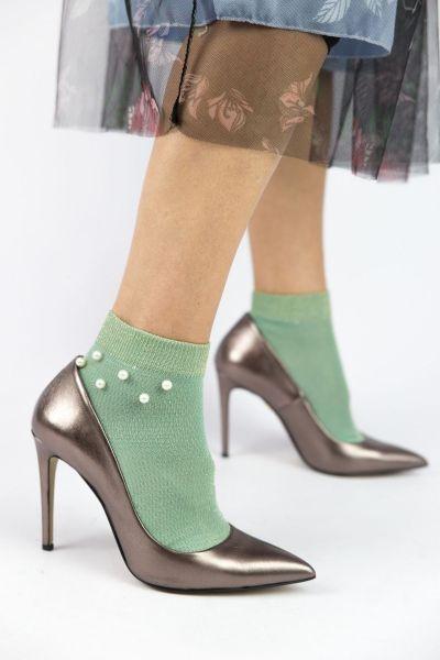Γυναικείες Fashion κάλτσες Pamela GLITTER III