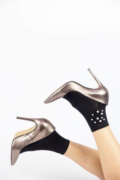 Γυναικείες Fashion κάλτσες Pamela SHINE IV