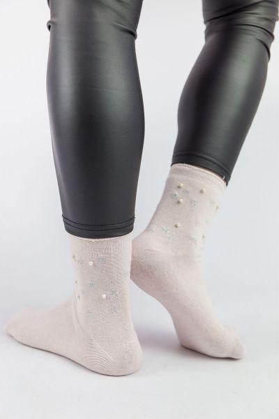 Γυναικείες Fashion κάλτσες Pamela STARDUST