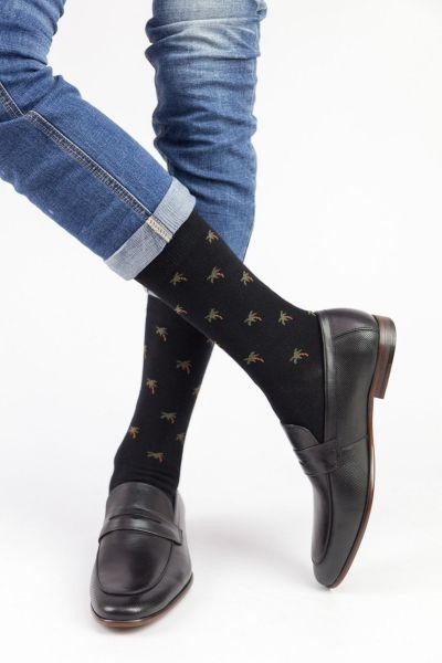 Ανδρικές Fashion Κάλτσες Trendy PALM TREE I