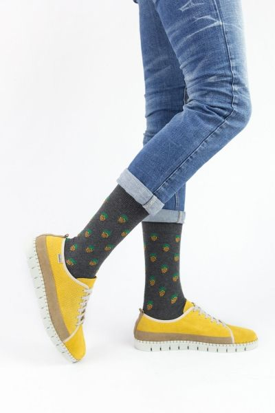 Ανδρικές Fashion Κάλτσες Trendy PINEAPPLE