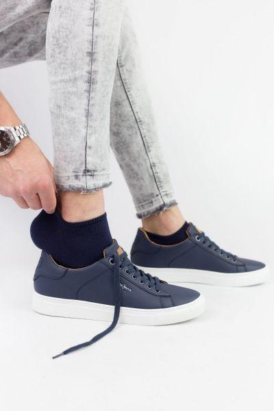 Ανδρικά σοσόνια κάλτσες John Frank BLUE