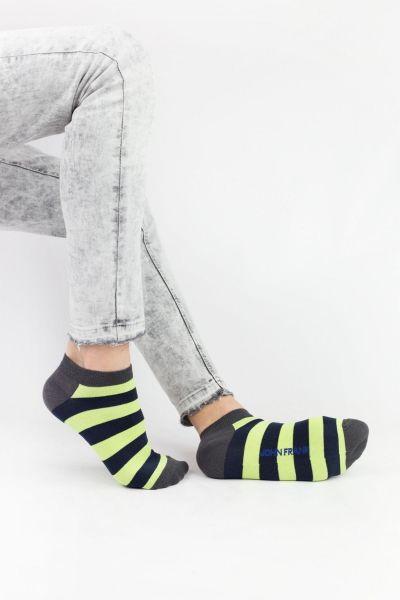 Ανδρικά σοσόνια κάλτσες John Frank LEΟ