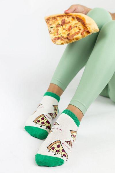Γυναικείες κάλτσες σοσόνια Modernty AMERICA 4 ζευγάρια