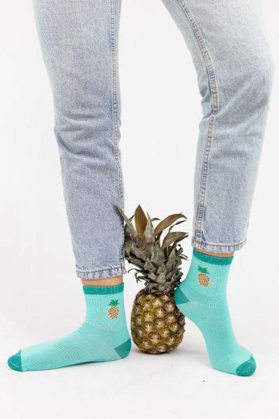 Γυναικείες Ημίκοντες Κάλτσες Modernty FRUITS 4 ζευγάρια