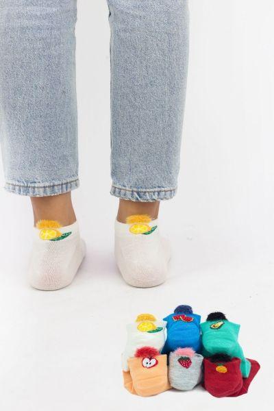Γυναικείες κάλτσες σοσόνια Modernty JUICY 6 ζευγάρια