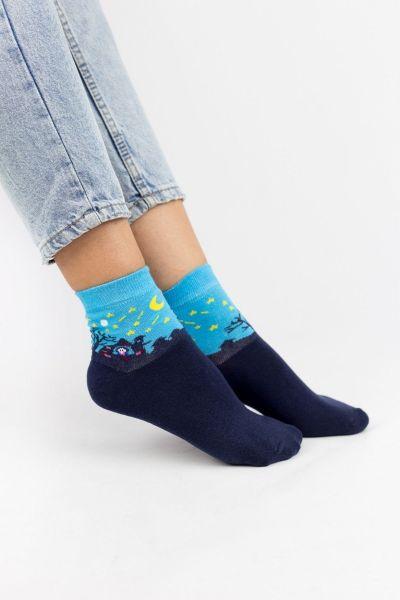 Γυναικείες Ημίκοντες Κάλτσες Modernty MOON 4 ζευγάρια