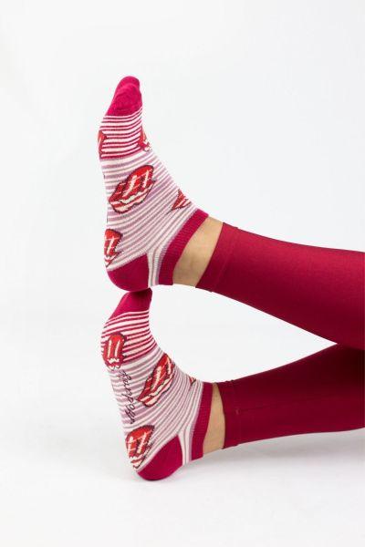 Γυναικείες κάλτσες σοσόνια Modernty WE ROCK 3 ζευγάρια