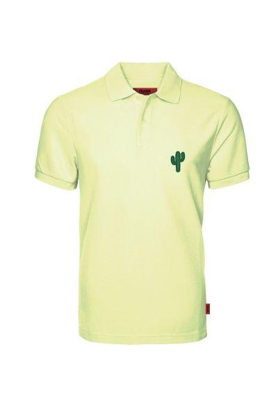 Ανδρικό Polo T-Shirt John Frank CACTUS