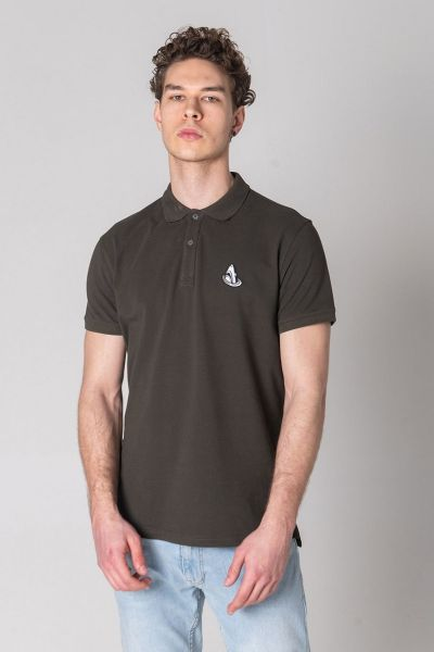 Ανδρικό Polo T-Shirt John Frank SHARK