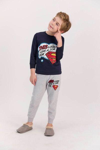 Παιδική πιτζάμα για αγόρι Roly Poly A JOB FOR SUPERMAN