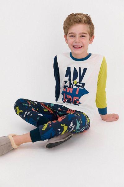Παιδική πιτζάμα για αγόρι Roly Poly ADVENTURE