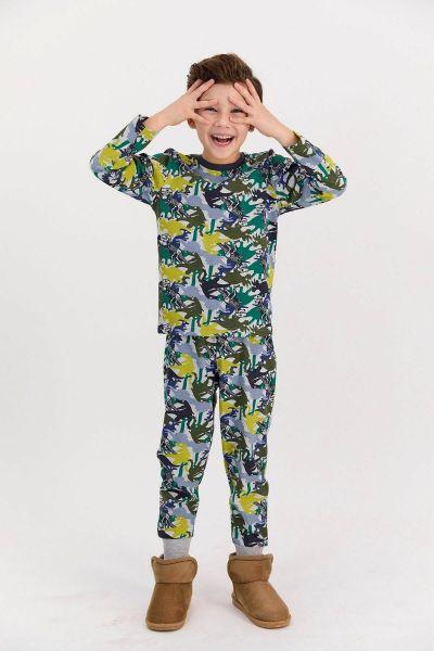 Παιδική πιτζάμα για αγόρι  Roly Poly  AMAZOO II
