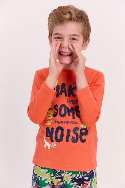 Παιδική πιτζάμα για αγόρι Roly Poly AMAZOO III