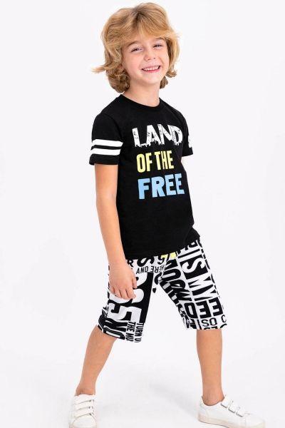 Παιδική Πιτζάμα Σορτσάκι  Roly Poly FREE
