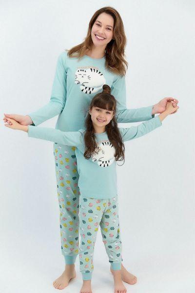 Γυναικεία χειμωνιάτικη πιτζάμα Roly Poly GO BACK TO SLEEP
