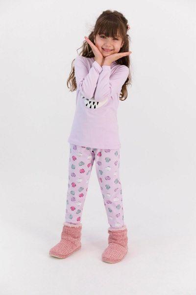 Παιδική χειμωνιάτικη πιτζάμα Roly Poly GO BACK TO SLEEP