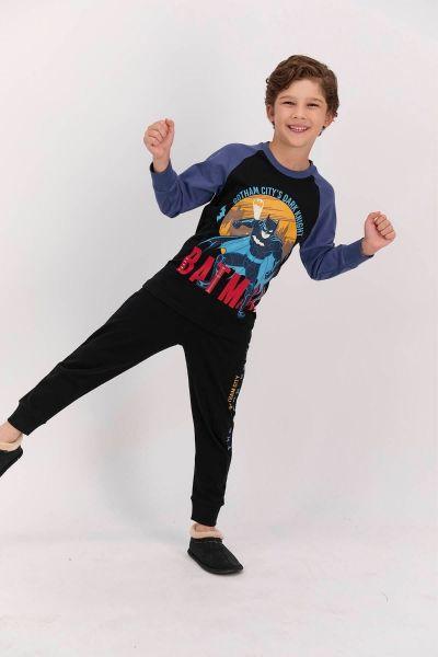 Παιδική πιτζάμα για αγόρι Roly Poly GOTHAM CITY