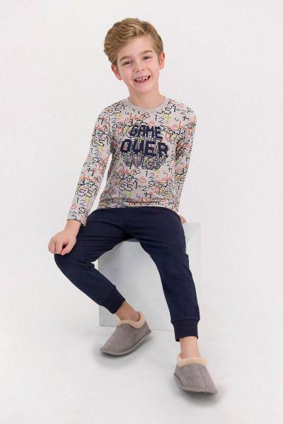 Παιδική πιτζάμα για αγόρι  Roly Poly  NUMBERS II