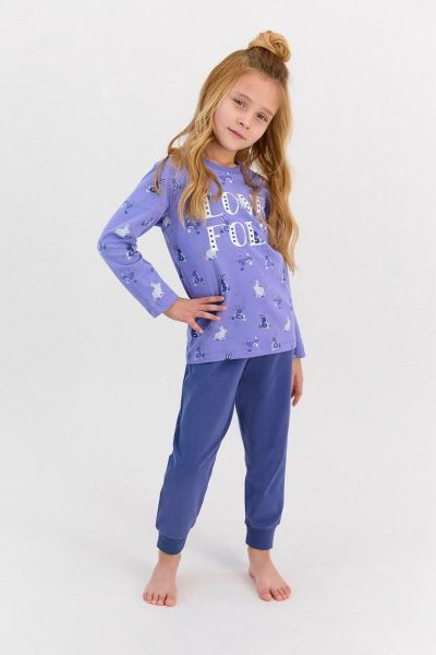 Παιδική πιτζάμα για κορίτσι Roly Poly  RABBIT