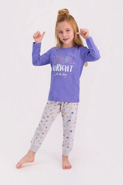 Παιδική πιτζάμα για κορίτσι Roly Poly SHINE BRIGHT