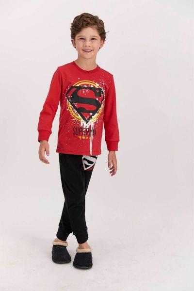 Παιδική πιτζάμα για αγόρι Roly Poly THE MAN OF STEEL