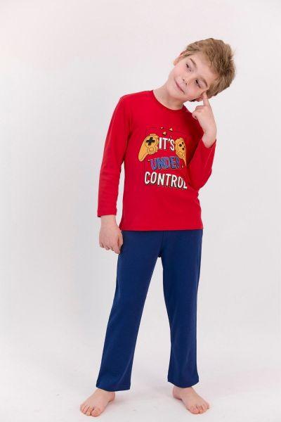 Παιδική πιτζάμα για αγόρι  Roly Poly  UNDER CONTROL