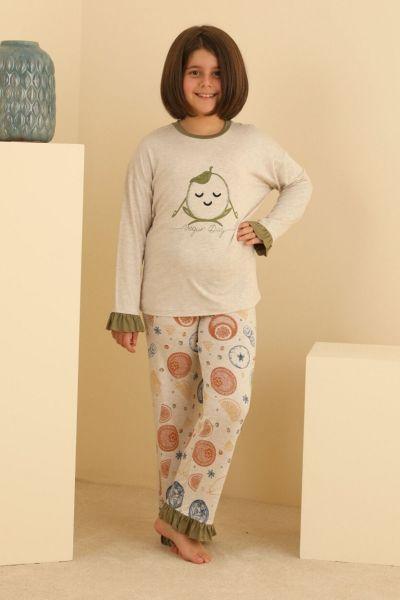 Παιδική χειμωνιάτικη πιτζάμα Sevim SELENA