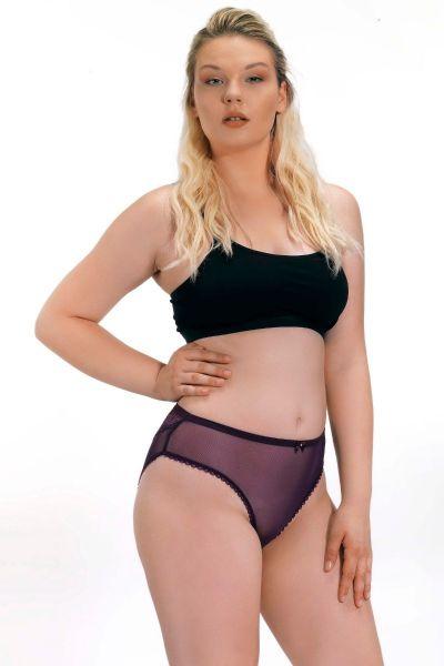 Γυναικείο Slip CottonHill - Big Size NELLY