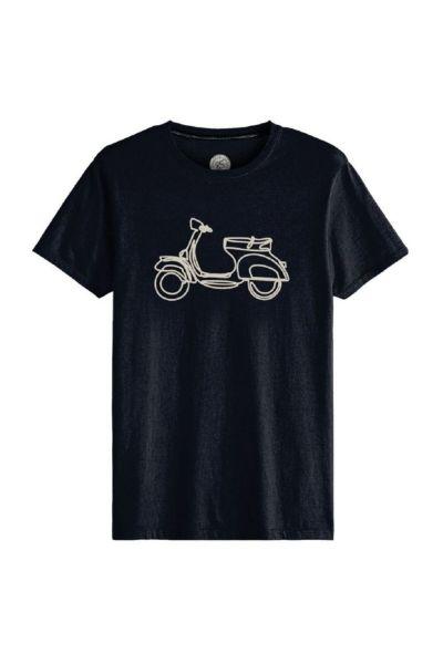 Ανδρικό T-Shirt John Frank RIDER