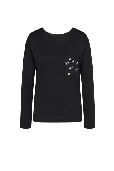 Γυναικεία μπλούζα πιτζάμα Triumph MIX AND MATCH LSL