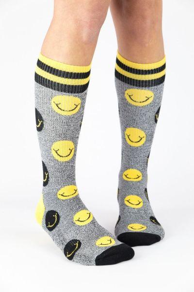 Unisex Αθλητικές Κάλτσες Crazy Socks SMILE