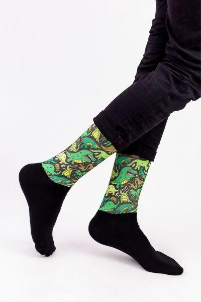 Unisex Fashion Κάλτσες Trendy DINO