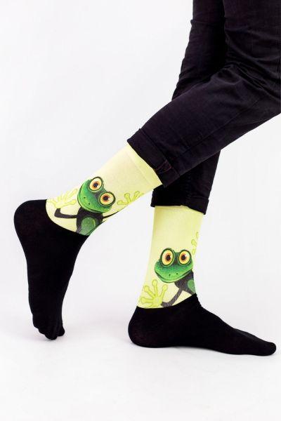 Unisex Fashion Κάλτσες Trendy FROG