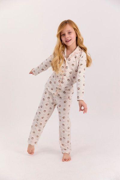 Παιδική πιτζάμα για κορίτσι Arnetta NEED MORE II