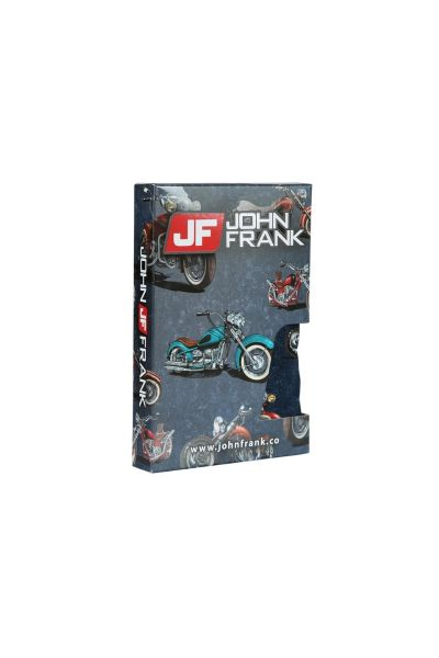 Boxer John Frank Digital World MOTORCYCLE
