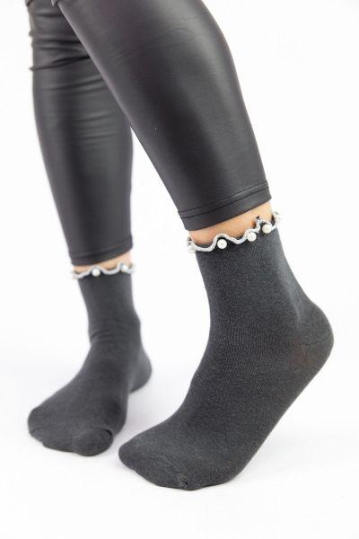 Casual Κάλτσες Pamela OYSTER III