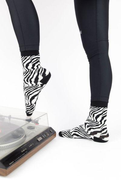 Casual Κάλτσες Pamela ZEBRA