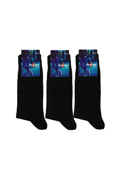Κάλτσες classic μαύρες