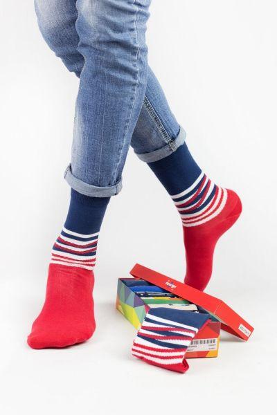 Fashion Κάλτσες Design CONTOUR 7 Ζευγάρια